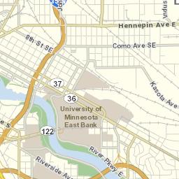 U Of Minnesota Map.Metro Transit Online Schedules Route 2